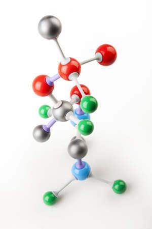 нано: Molecular Chain, Atoms