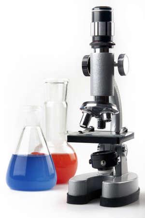 chemic: Microscopio e palloni da strega luquid