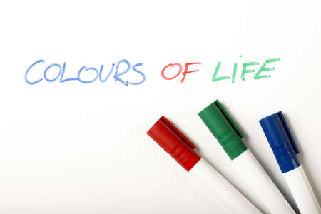 Colours of Life Stock Photo - 6126908