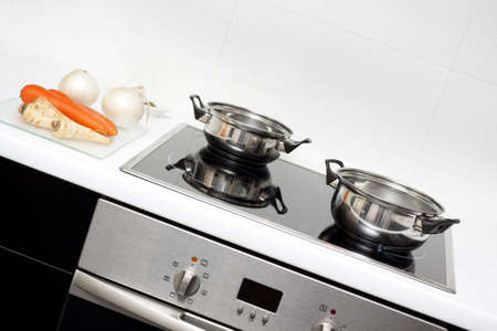 Raw Food and Cooking! Stock Photo - 6148059