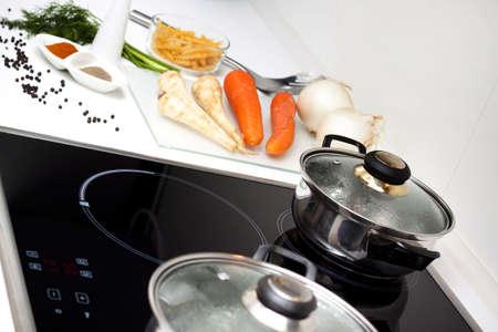 Alimentation cru et cuisine !