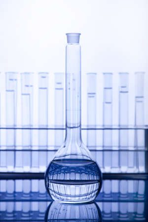 Labolatory Vial photo