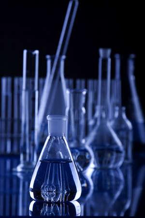 test tube holder: Dark Labolatory
