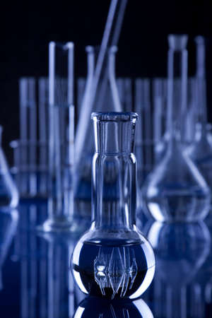 balanza de laboratorio: Oscuro Cristalería Ciencia