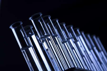 presentational: Labolatory Dark Glassware Vials