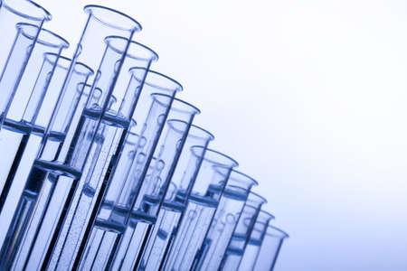 Labolatory Equipment   Vials Stock Photo