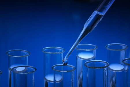 chemic: Pipettare e tubi Lab