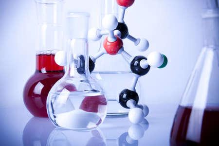 chemic: Laboratorio cristalleria e atoms