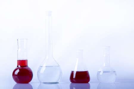 Laboratory Glassware Stock Photo - 6188045