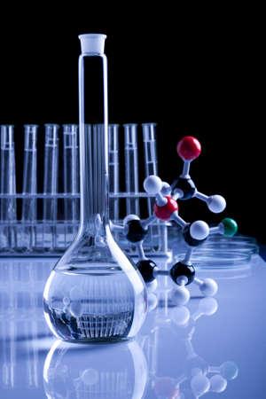 chemic: laboratorio di vetro