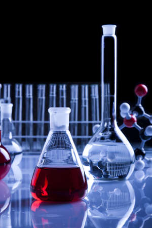 chemic: Laboratorio cristalleria