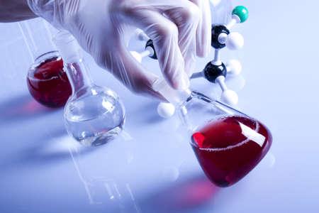 scientists: Experimentos de Labolatory