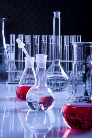 Labolatory Glassware photo
