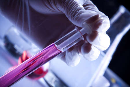 Research in Laboratory Stock Photo - 6188085