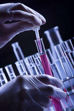 presentational: Research in Laboratory