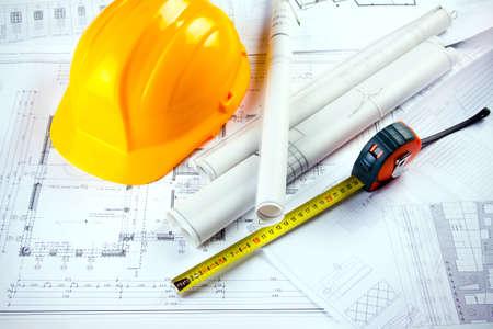 building plans: Construction plans