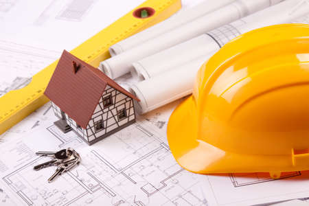 planning and building Stock Photo - 6303313