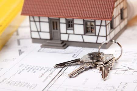 Home keys Stock Photo - 6303305