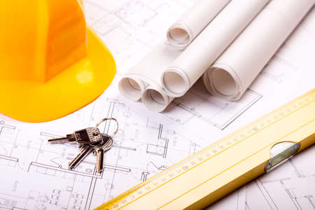Home planning Stock Photo - 6303307