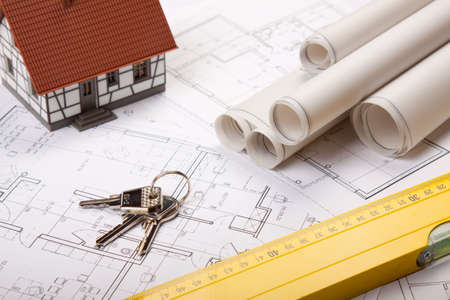Home Planning Stock Photo - 6303287