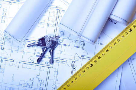 Home Planning Stock Photo - 6303361
