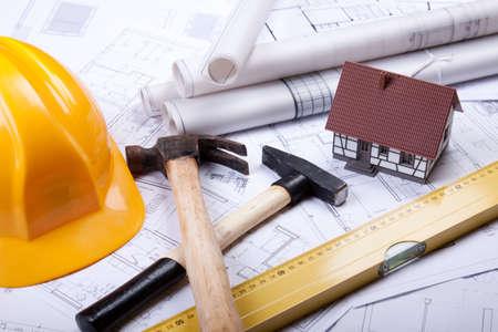 building plans Stock Photo - 6303415