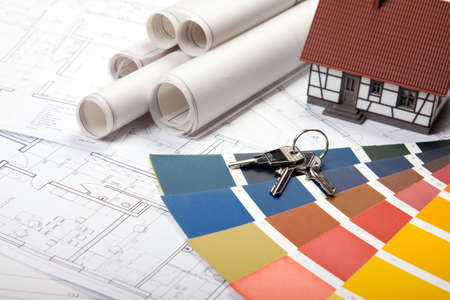 house project Stock Photo - 6303412