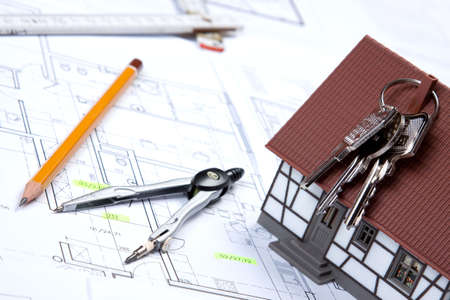 Construction Project Stock Photo - 6303430