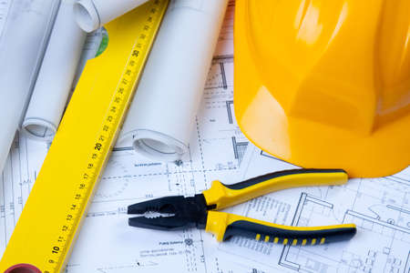 Construction project Stock Photo - 6303652