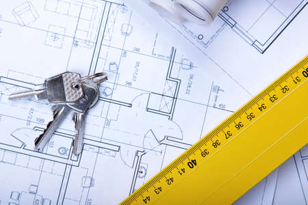 Planning Home! Stock Photo - 6303626