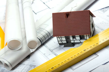 Planning Home! Stock Photo - 6303667