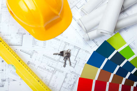Planning Home! Stock Photo - 6303659