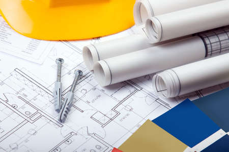 Planning Home! Stock Photo - 6303670
