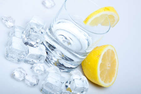 Lemon Drink Stock Photo - 6353545