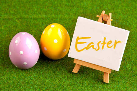 Easter Concept photo