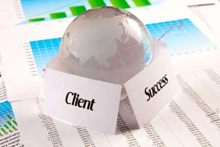 buisness: Client = success