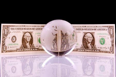 Money around the World photo