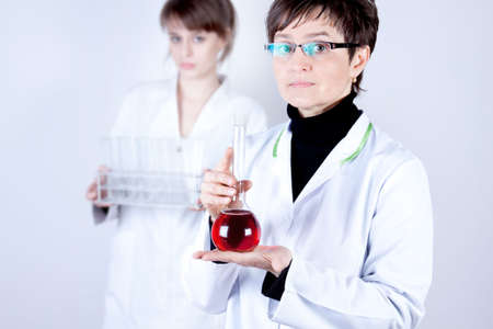Scientist Stock Photo - 6512611