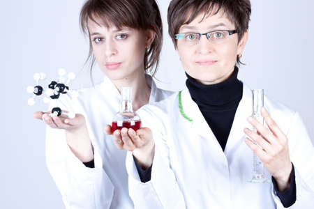 Female Scientists photo