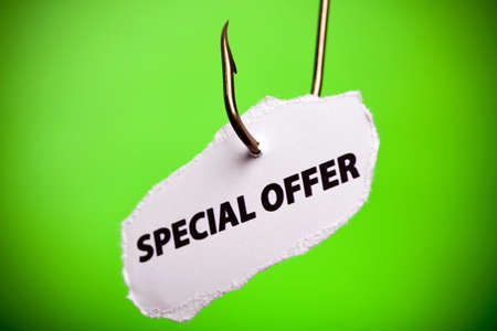 Special offer! Stock Photo - 6765722