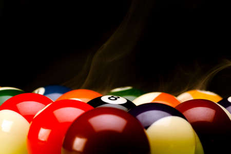 8 ball billiards: Casino Games!