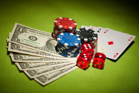 casino Stock Photo - 6765937