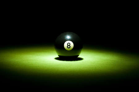 eightball: eightball Stock Photo