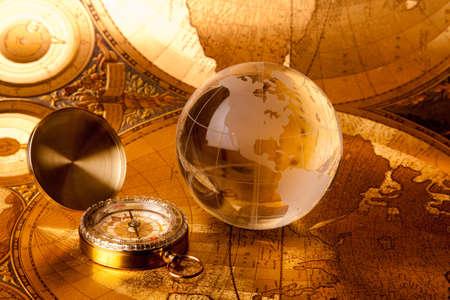 Treasure map photo