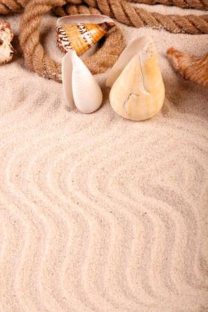 Sand treasure photo