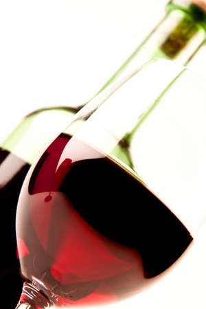 Red pure wine photo