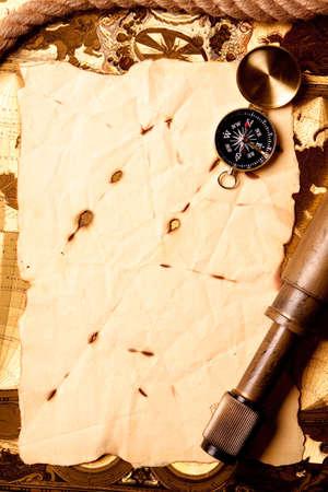 mapa del tesoro: Mensaje de pirata