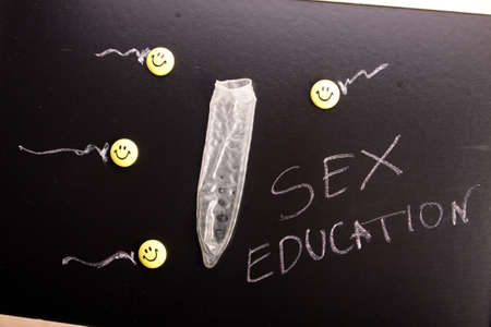 abc of sex education Stock Photo - 7201694