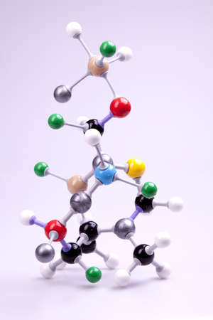 Molecular chain photo