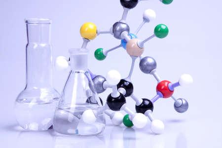 Molecular chain Stock Photo - 7312792